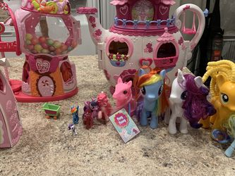 Bag Of Little Pony And More for Sale in Oakville,  WA