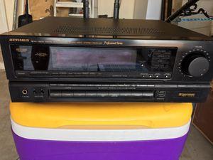 OPTIMUS-Stereo Receiver (Still Available) for Sale in Caspiana, LA