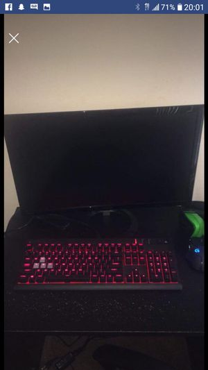 Powerful gaming computer 800$ OBO for Sale in Orlando, FL