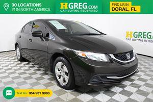 2014 Honda Civic for Sale in Doral, FL