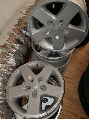 Jeep Wheels for Sale in Haines City, FL