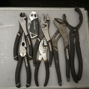 Husky Pliers Channel Locks Lineman Needle Nose Adjustable for Sale in Portland, OR