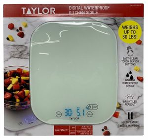 TAYLOR DIGITAL WATERPROOF KITCHEN SCALE......BRAND NEW for Sale in Kissimmee, FL