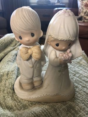 Precious Moments Bride and Groom for Sale in West Lake Hills, TX