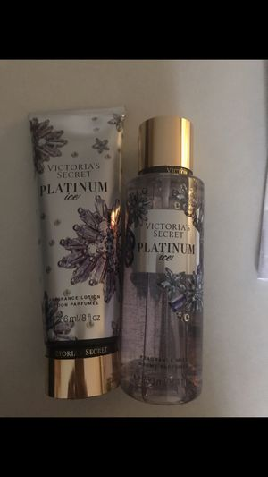NEW VS PLATINUM ICE SET for Sale in Marietta, PA