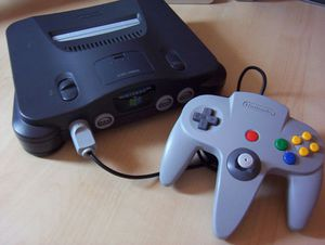 Nintendo 64 console for Sale in Hickory, KY
