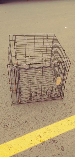 Dog crate for Sale in Federal Way, WA