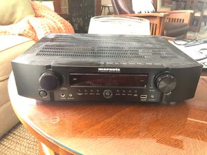 Marantz NR1601 AV Surround Receiver for Sale in Long Beach, CA