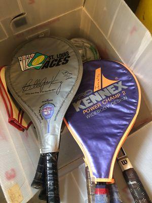 Tennis rackets for Sale in BRECKNRDG HLS, MO