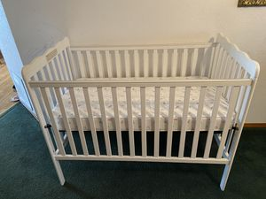 Baby Crib Exellent Condition for Sale in Rogers, AR