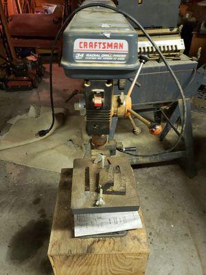 drill press for Sale in Washington, NC