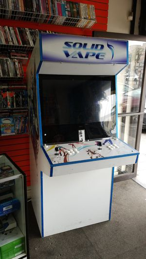 """Custom MAME Arcade Cabinet - i7 PC / 32"""" TV for Sale in Los Angeles, CA"""