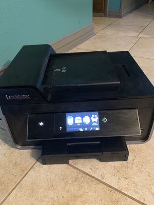 Lexmark touchscreen printer- (All in 1) for Sale in Lewisville, TX