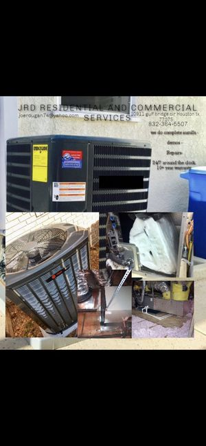 New ac units for Sale in Houston, TX
