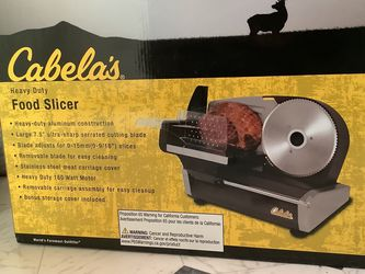Cabelas Deli Slicer for Sale in Troutdale,  OR