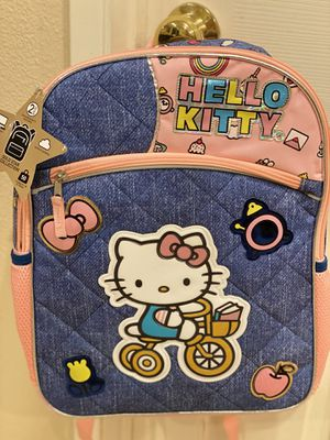 Hello kitty kid backpack for Sale in Eastvale, CA