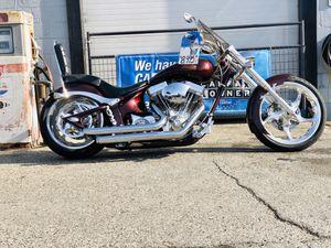 2005 Big Dog Bull Dog Custom Bike for Sale in Wenatchee, WA