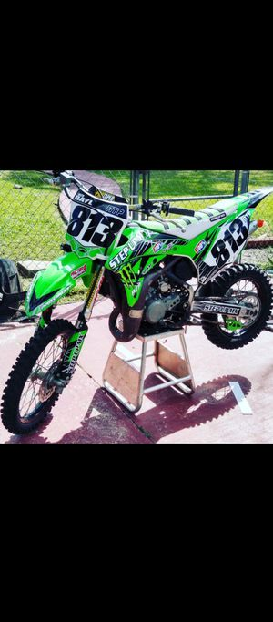 Kawasaki 2017 kx 85 for Sale in Plant City, FL