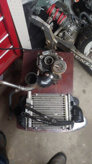 Turbo and intercooler for Sale in Norfolk, VA
