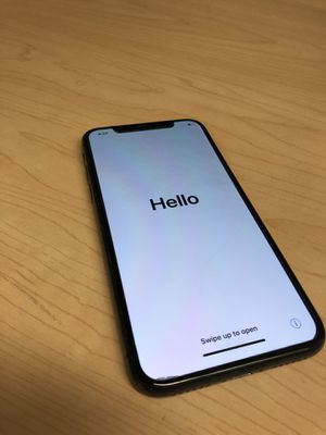 iPhone X 256GB unlocked. No scratches on screen or body. for Sale in Newark, CA