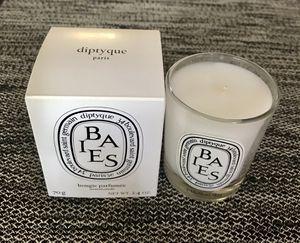 Diptyque BAIES candle for Sale in Alexandria, VA