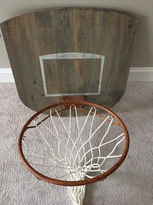 Pottery barn basketball hoop for Sale in Vienna, VA