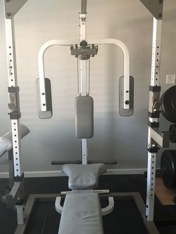 Gym Weighs and Machine for Sale in Sacramento,  CA