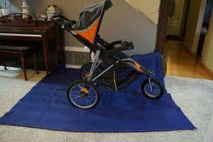 New Eddie Bauer Jogging Stroller for Sale in Seattle, WA