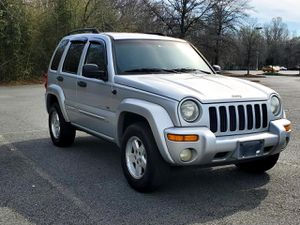 2002 Jeep Liberty for Sale in Concord, NC