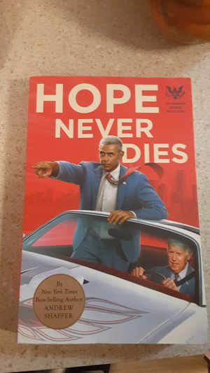 Hope Never Dies Book for Sale in Aberdeen, WA