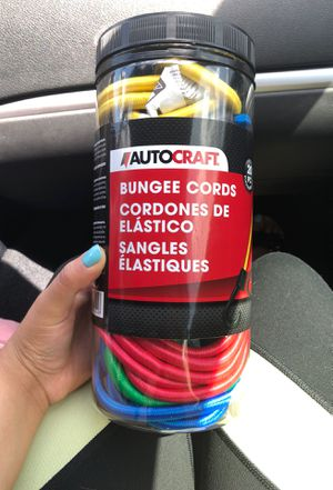 Bungee cords 20 pc for Sale in Atlanta, GA