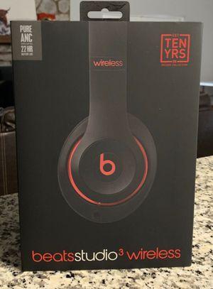 Beats studio 3 wireless headphones for Sale in Farmington Hills, MI