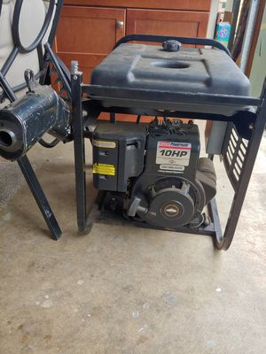 Awesome Coleman 10 HP generator for Sale in Buckley, WA