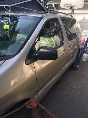 Toyota Sienna for sale for Sale in BETHEL, WA