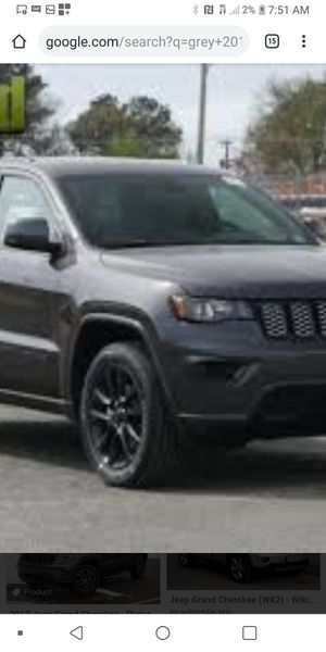 2017 jeep grand cherokke parting it out for Sale in Los Angeles, CA
