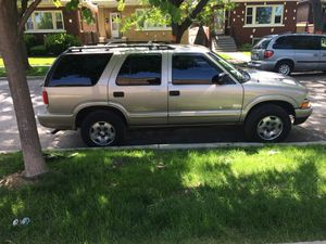 2003 Chevy blazer 4x4 low miles for Sale in Chicago, IL