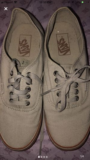Vans size 7 for Sale in Stone Mountain, GA