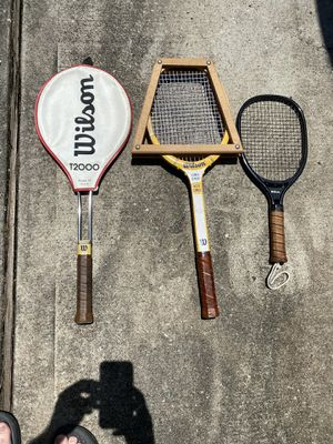 Tennis Rackets for Sale in Porter, TX