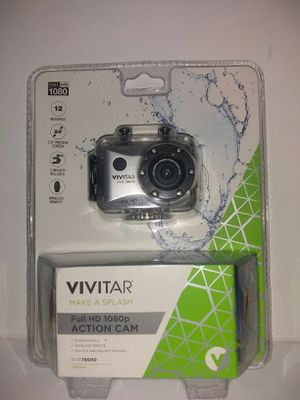 VIVITAR FULL HD 1080 ACTION CAM for Sale in Mabelvale, AR