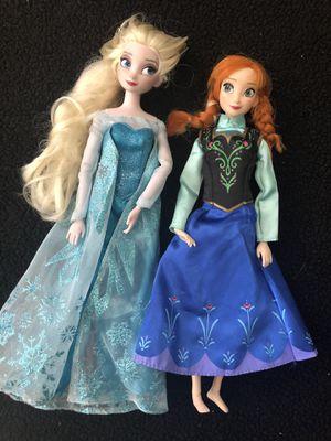 Frozen Barbie dolls for Sale in Chula Vista, CA