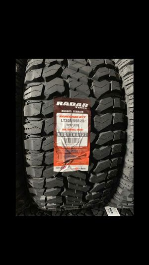 ALL 4 NEW SET OF TIRES 305 55 20 for Sale in Phoenix, AZ