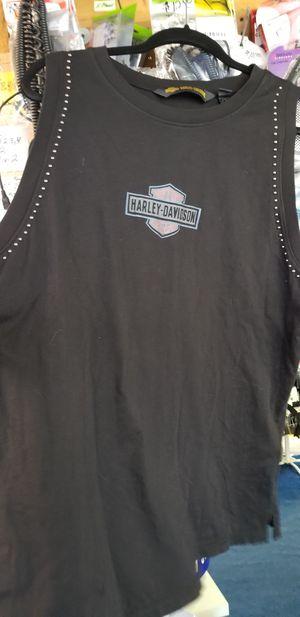 Harley Davidson tank top for Sale in Tampa, FL