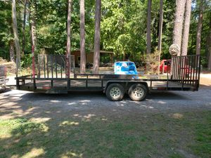 8×24 foot trailer for Sale in Montgomery, AL