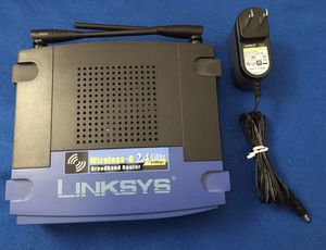 Linksys WRT54G wireless-G router for Sale in KNG OF PRUSSA, PA