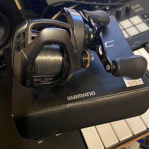 Brand New Shimano Curado Dc Reel for Sale in Garden Grove, CA