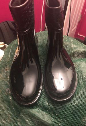 MK rain boots women's 8 for Sale in Odenton, MD