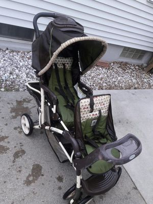 Double stroller for Sale in Lincoln Park, MI