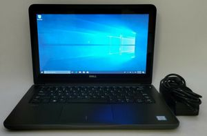 """laptop dell core i3 2ghz 500gb 13"""" non macbook for Sale in San Antonio, TX"""