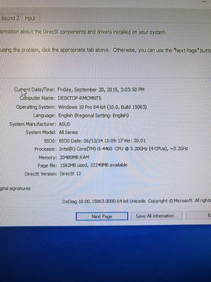 Gaming Computer i5 20gb Ram 6gb Gtx 500gb hdd for Sale in Hawthorne, CA