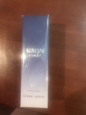 Armani code 1.7 perfume/brand new for Sale in LAKE CLARKE, FL